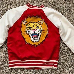 OshKosh B'gosh Jackets & Coats - Boys Lion Jacket